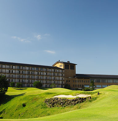 グランヴィリオ ホテル リゾート 阿蘇 阿蘇リゾートグランヴィリオホテルゴルフ場のゴルフ場施設情報とスコアデータ【GDO】